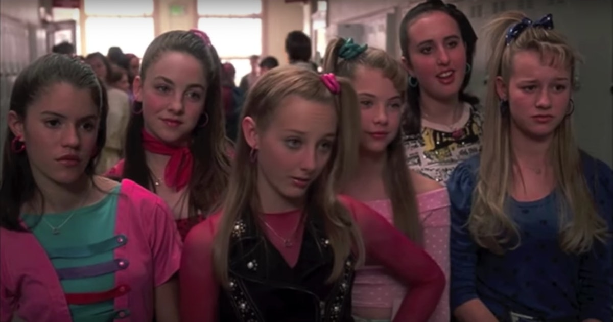 '13 Going On 30's Six Chicks Reveal All The BTS Details About Starring In The Iconic Comedy