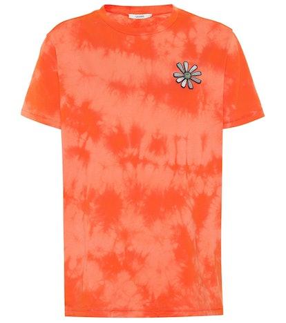 Verbena Tie-Dyed Cotton T-shirt