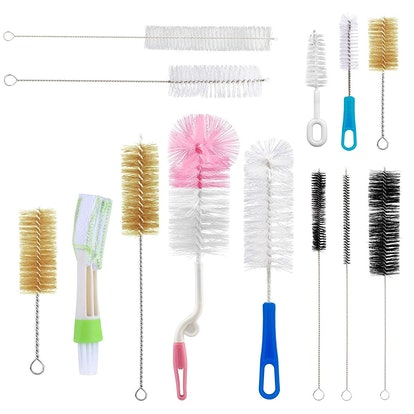 Yoassi Multipurpose Cleaning Brush Set