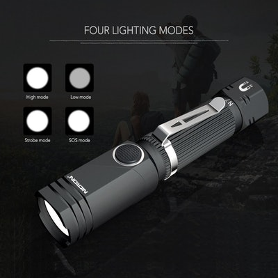 Nicron Flashlight