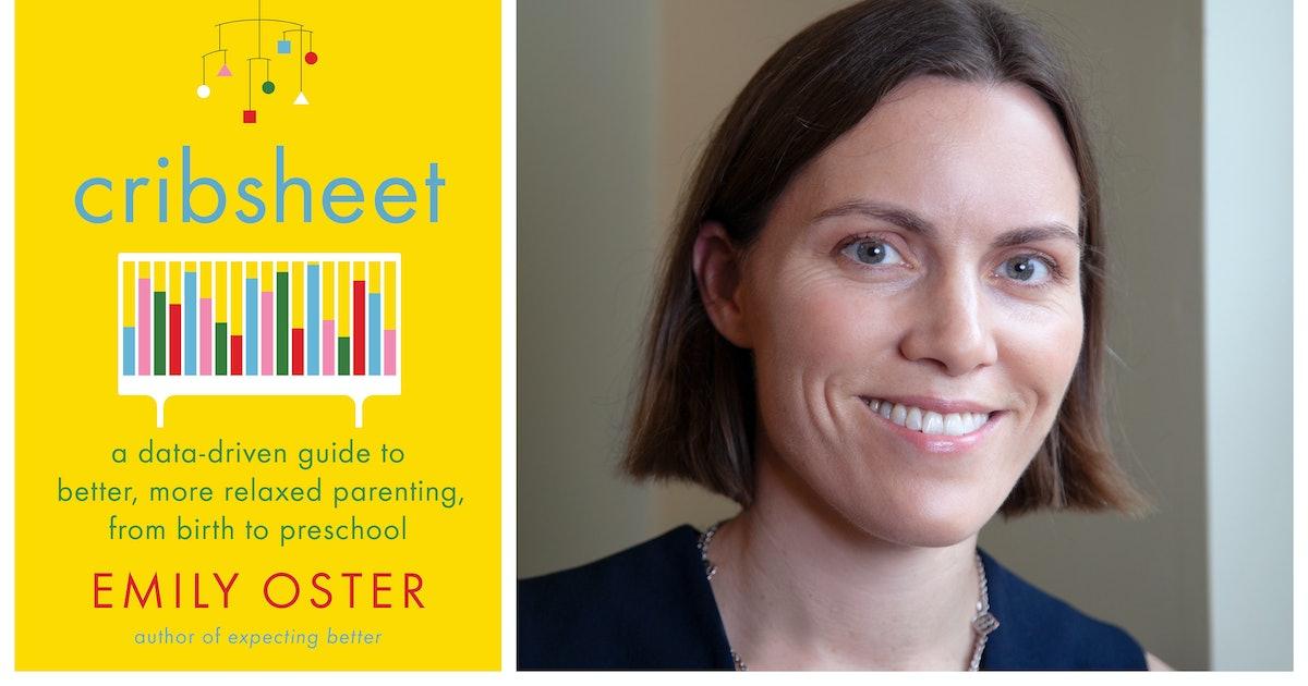In Cribsheet, Emily Oster Provides Data To Make -2405