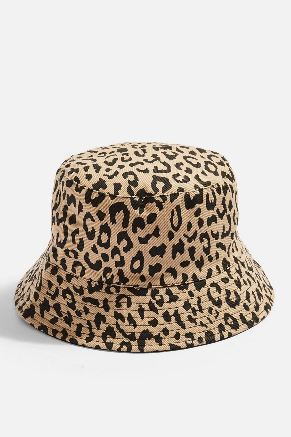 Leopard Reversible Bucket Hat