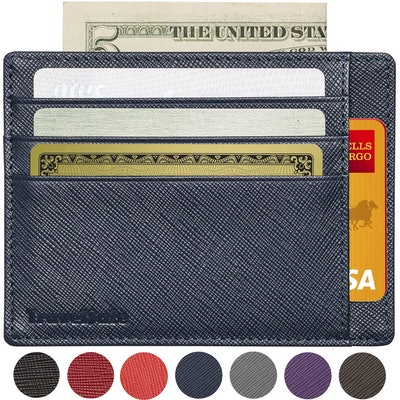 RFID Blocking Credit Card Holder