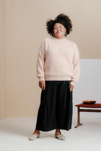 The Fika Sweater
