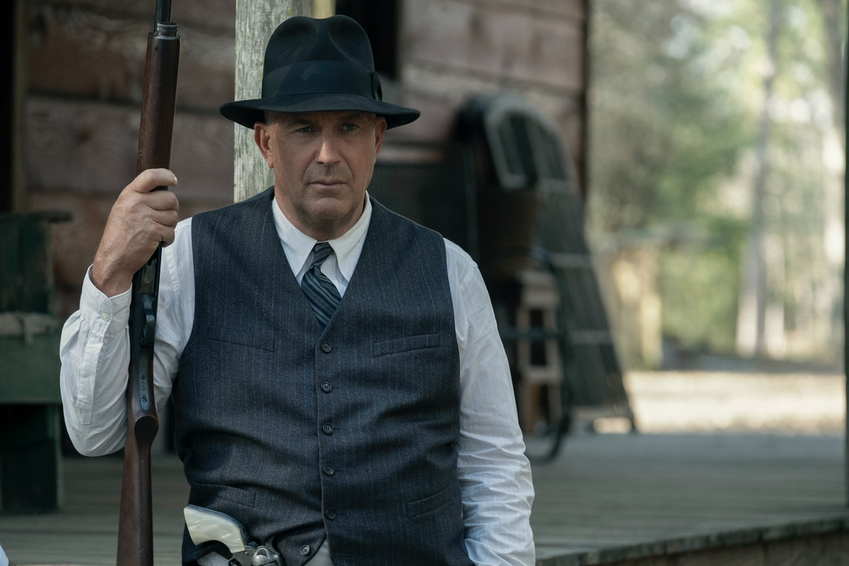 Photos Of The Real Frank Hamer From 'The Highwaymen' Show The Person Who Actually Took Down Bonnie & Clyde