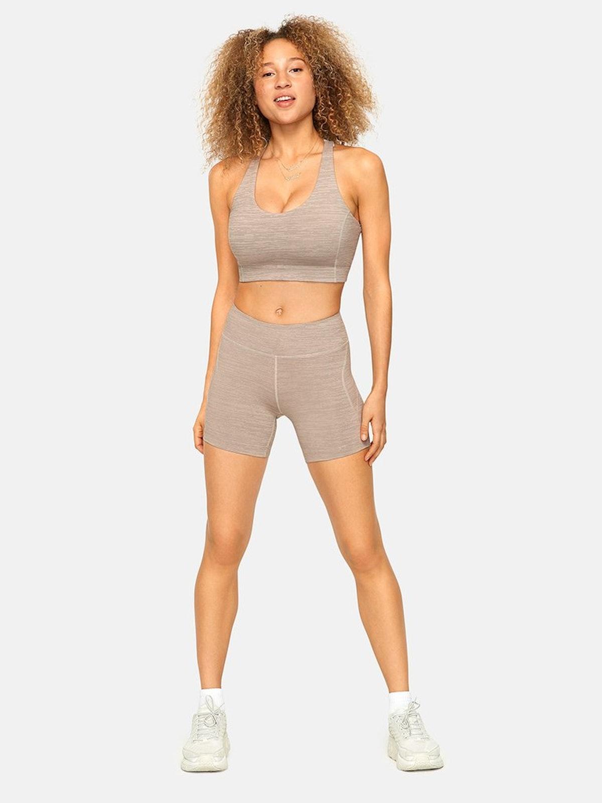 TechSweat Shorts, Atmosphere
