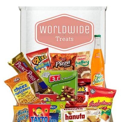 Worldwide Treats