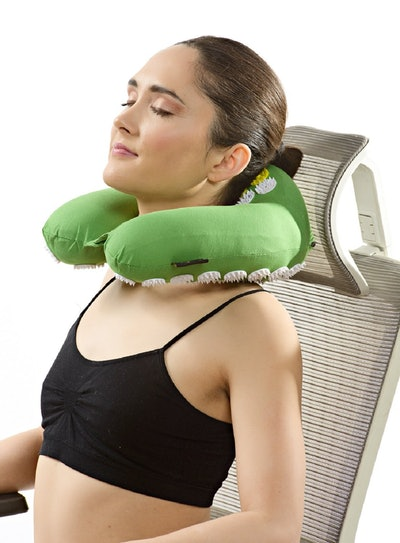 Zen Guru Acupressure Neck Pillow