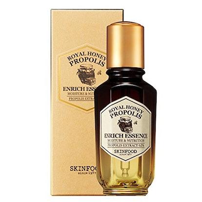 SkinFood Royal Honey Propolis Enrich Essence, 50 Milliliter