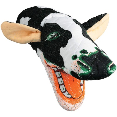 Boston Warehouse Cow Oven Mitt