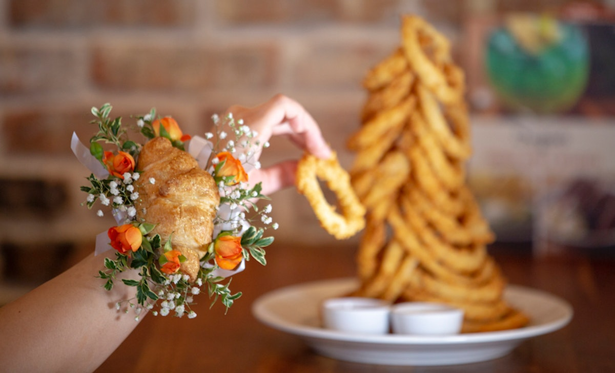 Cheddar's Scratch Kitchen's Croissant Corsages For Prom 2019 Are Crave-Worthy Accessories
