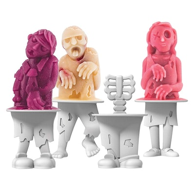 Tovolo Zombie Popsicle Molds (4 Pack)