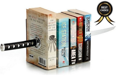 Sword Bookend
