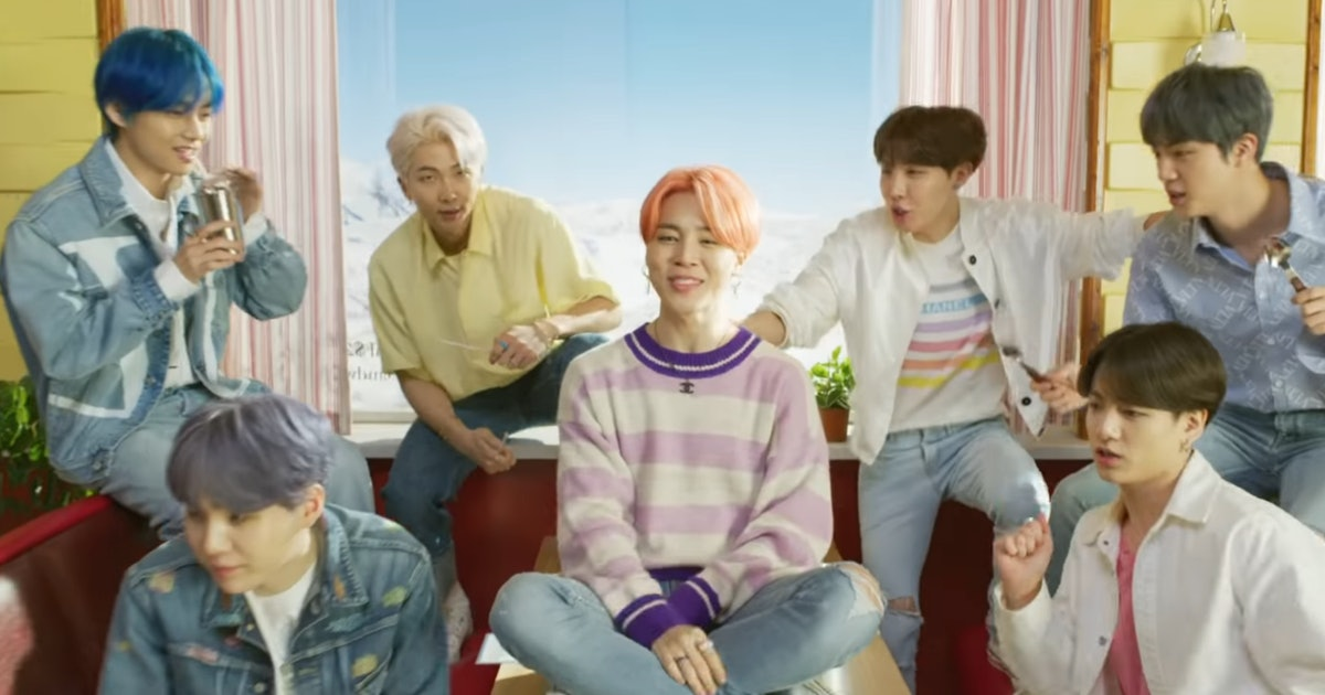 What Do Bts Boy With Luv Lyrics Mean It S A Reminder Of How Much They Love Armys
