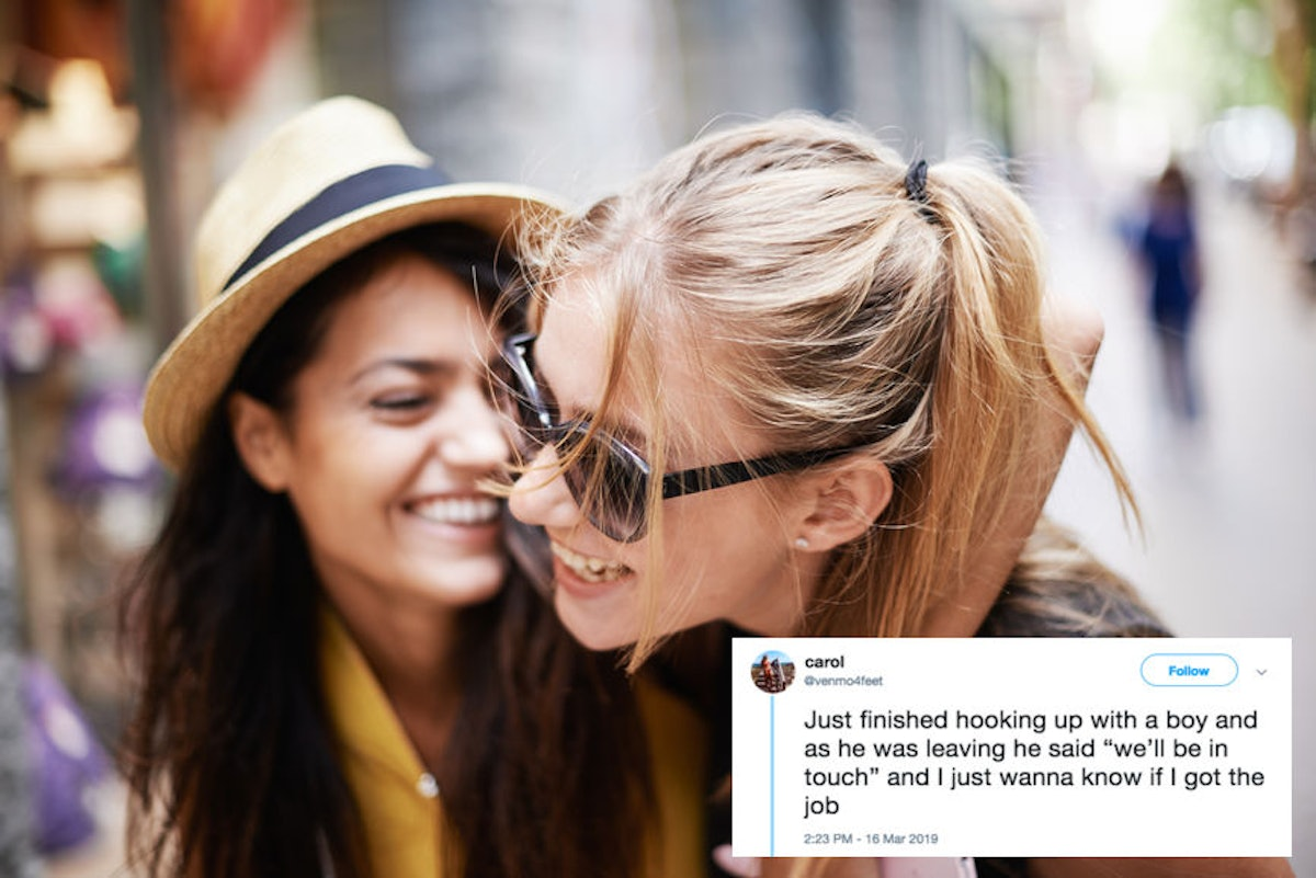 15 Tweets About Casual Dating In 2019, Because It's Tough Out There