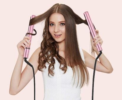 RIRGI 2 In 1 Hair Iron