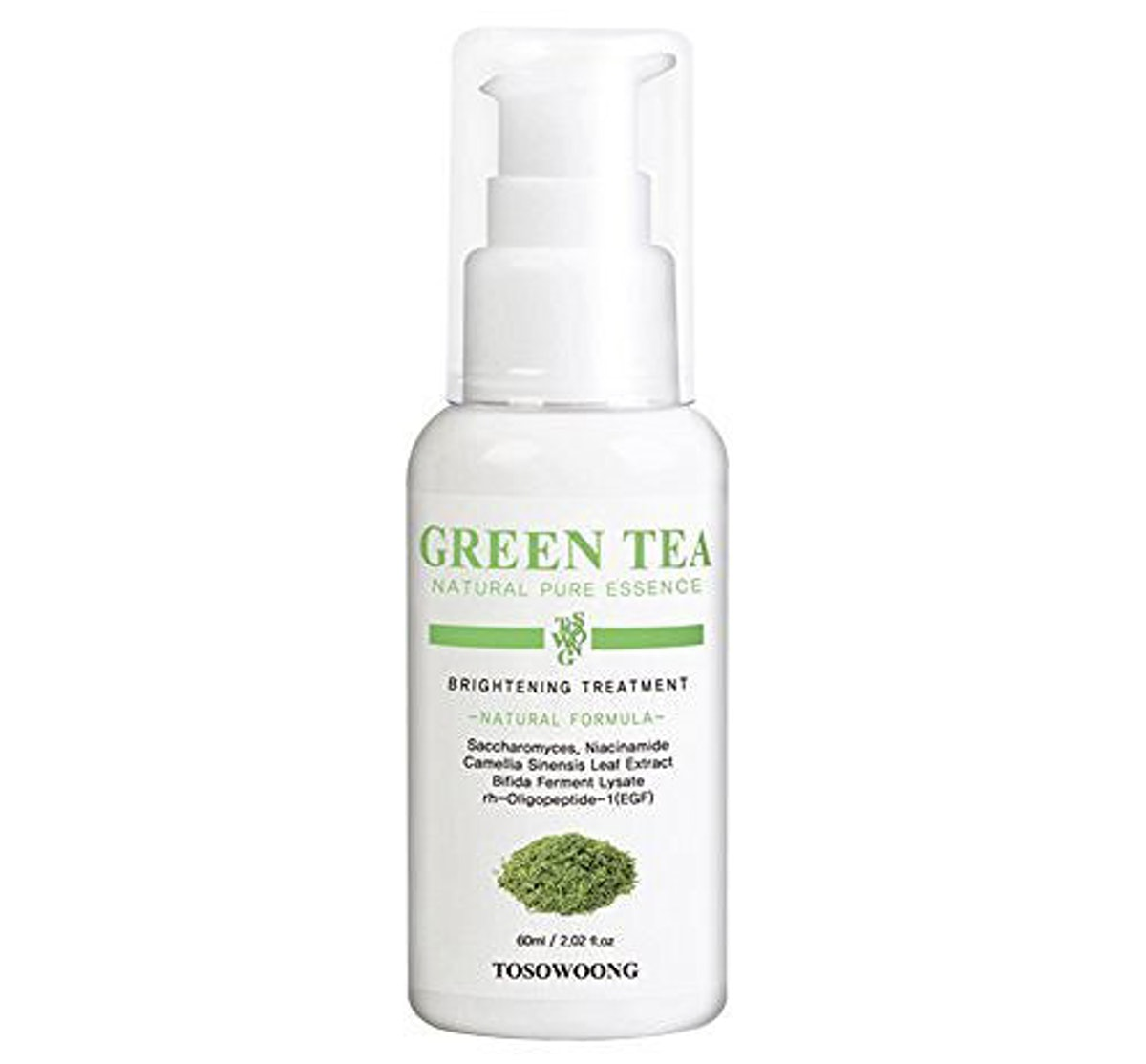 Tosowoong Green Tea Essence, 60 Milliliter