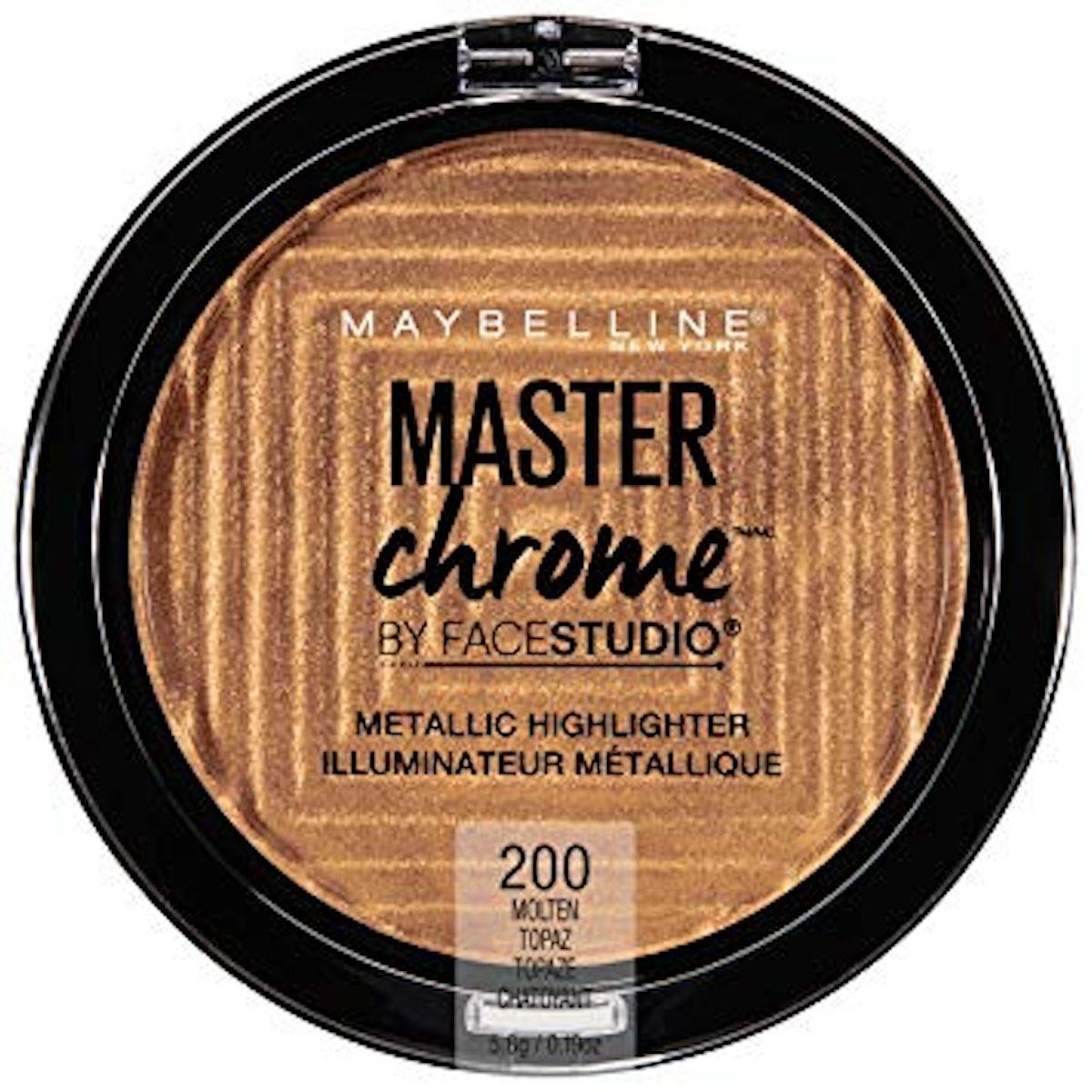 FaceStudio MasterChrome Metallic Highlighter