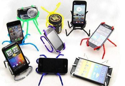 Misskt Spiderpodium Smartphone Stand (10 Pack)