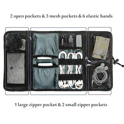 ProCase Accessories Bag Organizer