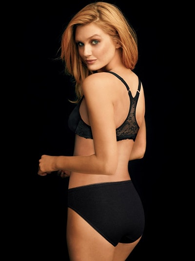 Maidenform One Fab Extra Coverage Lace T-Back (Sizes 32C-40DD)