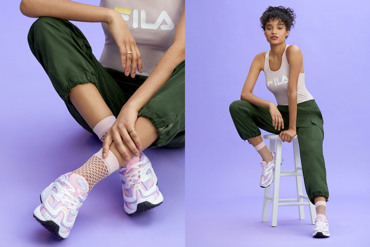 The FILA Creator Is The Newest Style To Spark Major '90s Nostalgia
