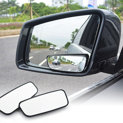Ampper Square Blind Spot Mirrors