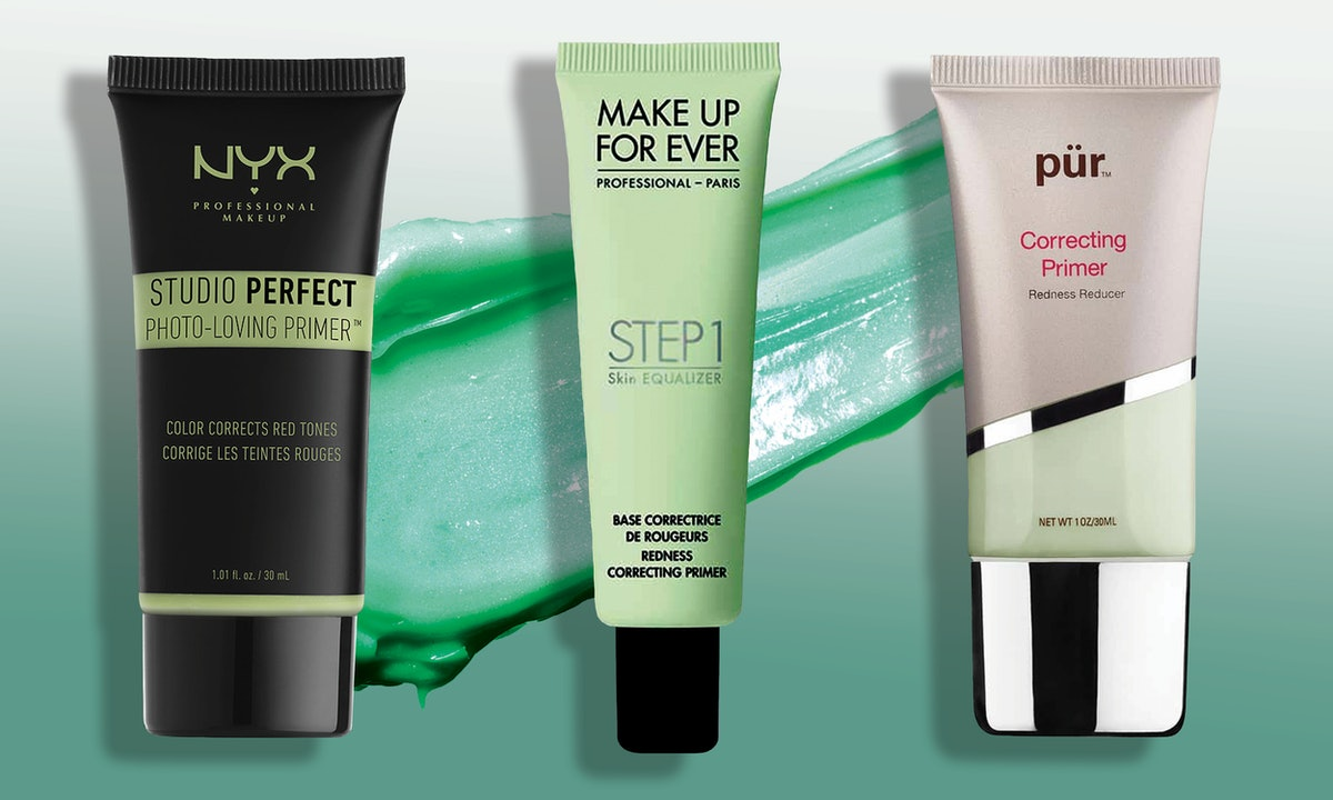 The 3 Best Color-Correcting Primers For Redness