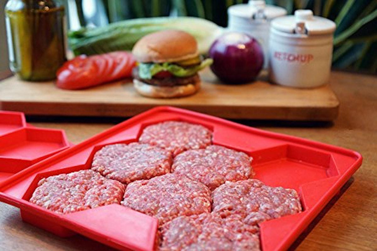 Shape+Store Burger Master