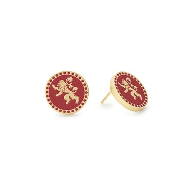 'Game of Thrones' Lannister Post Earrings
