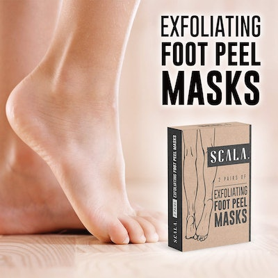 Scala Beauty Foot Peel Mask