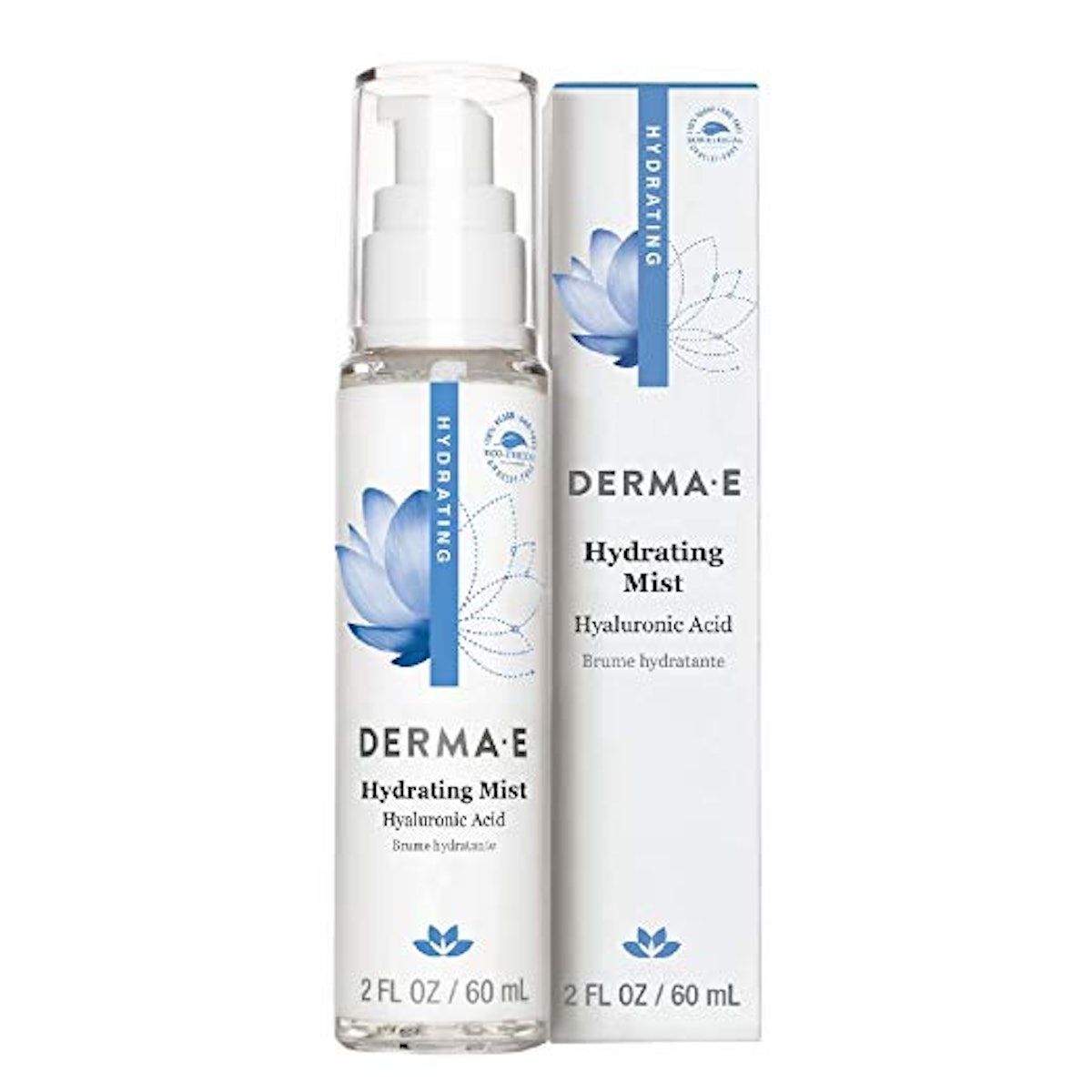 Hydrating Mist With Hyaluronic Acid