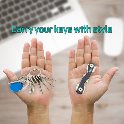 clips Smart Compact Key Holder