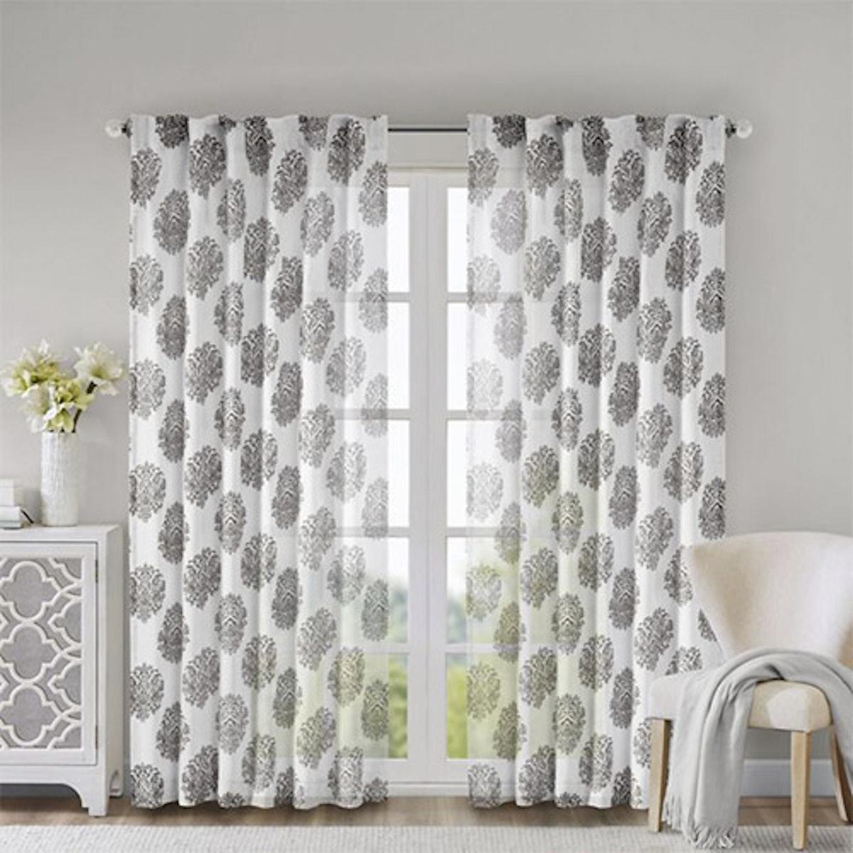 Addison Window Curtain Panel