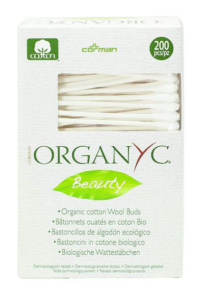Organyc 100% Organic Cotton Swabs