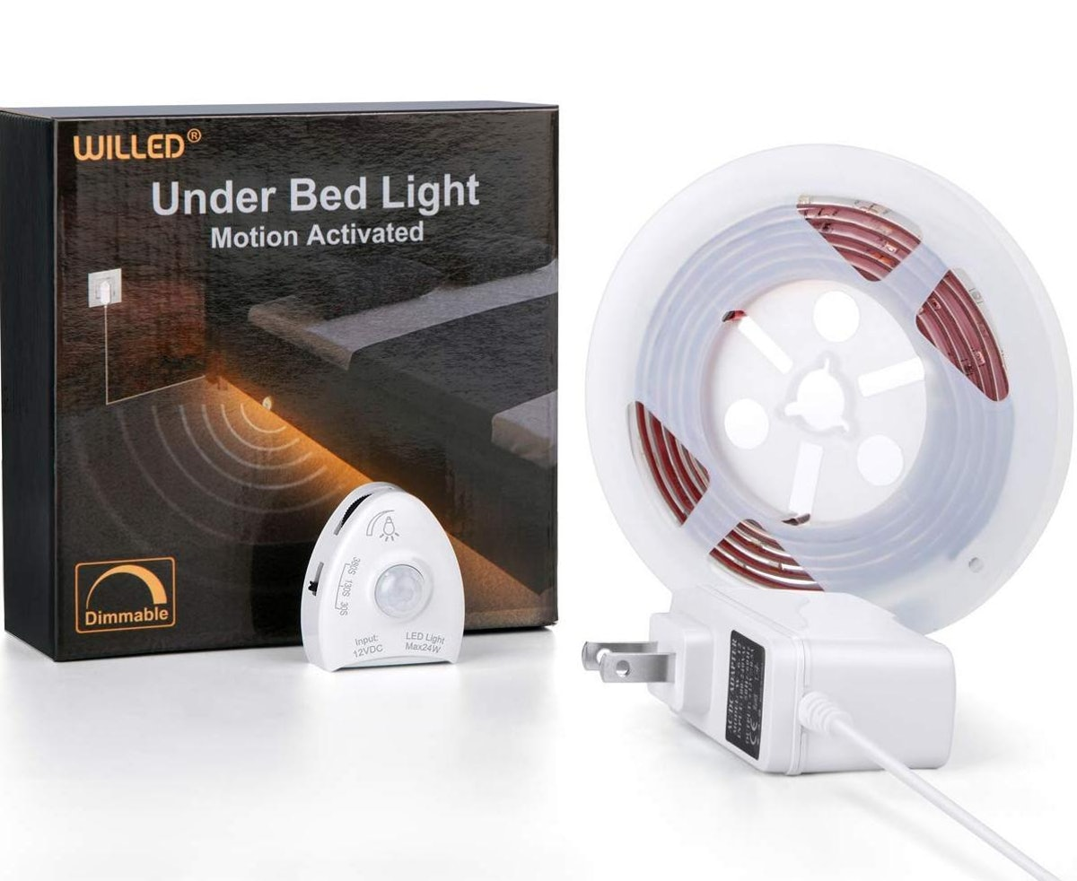 WILLED Dimmable Motion Activated Light