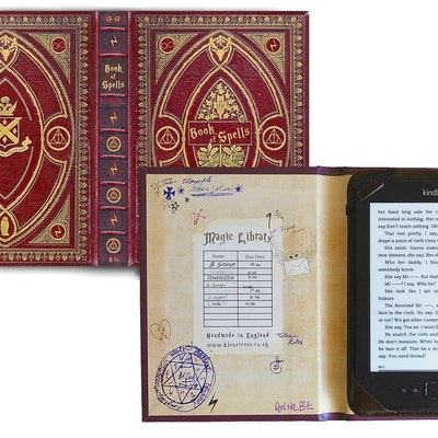Harry Potter Gryffindor House themed Kindle Case for eReader