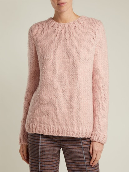 Luiz Round-Neck Cashmere Sweater
