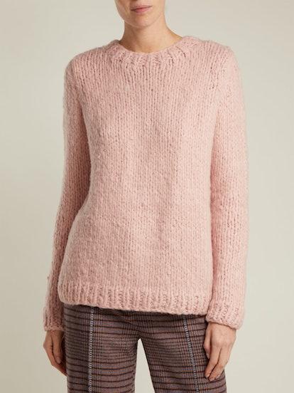 Luiz Round-Neck Cashmere Sweater