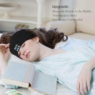 TOPOINT Bluetooth Wireless Sleep Headphones