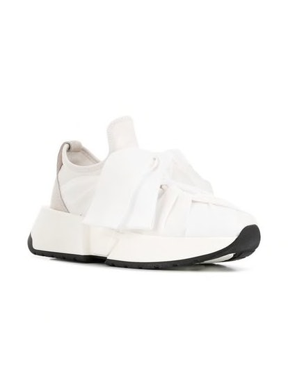 Wrapped Bow Sneakers