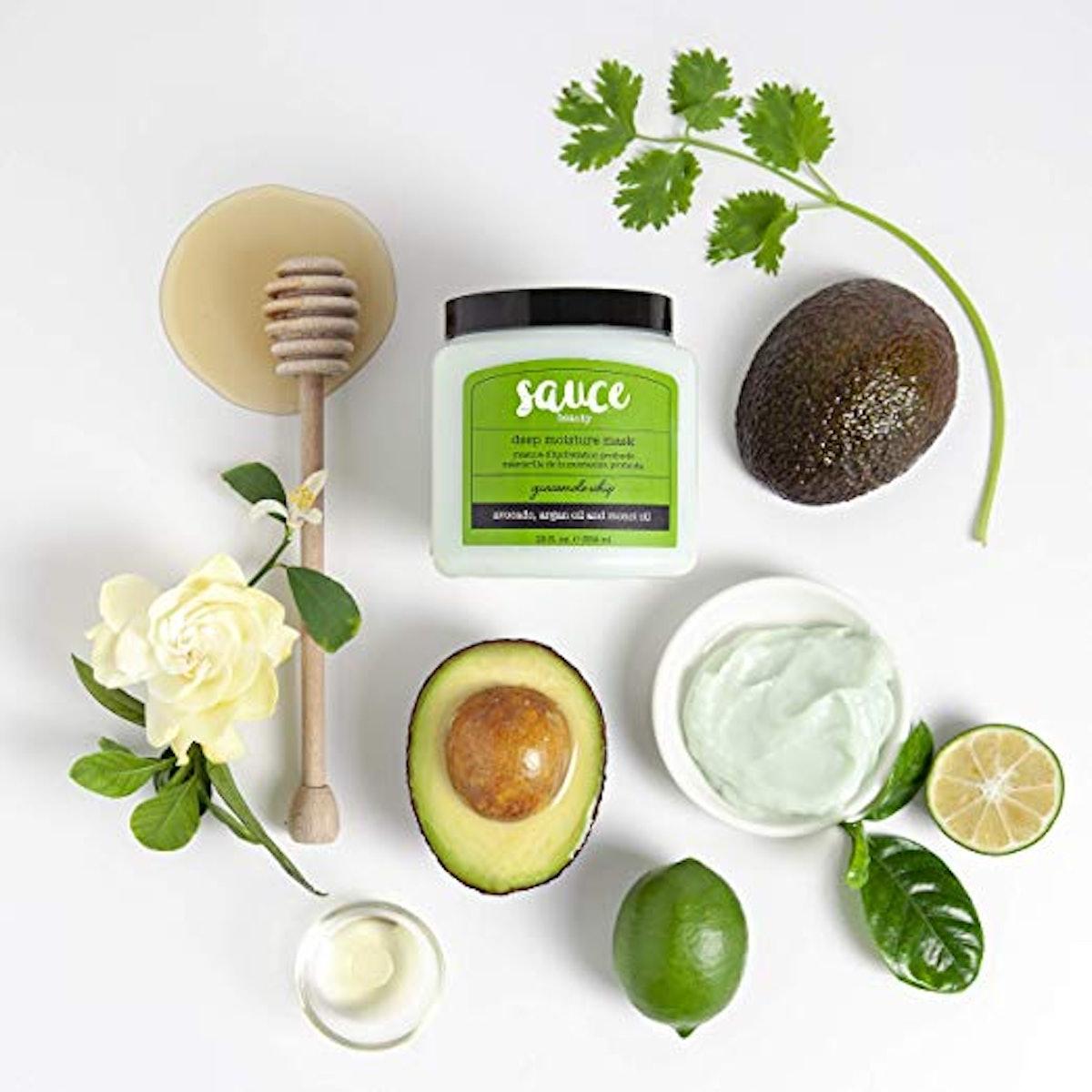 Sauce Beauty Guacamole Whip Hair Mask