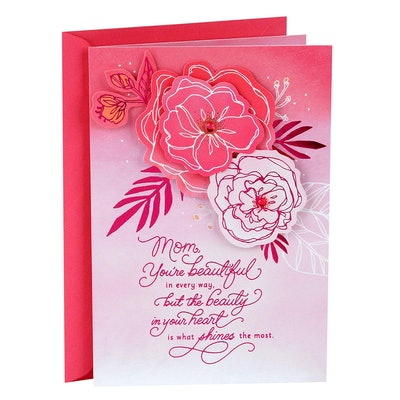 Hallmark Mother's Day Card For Mom Benefiting Research