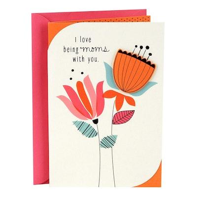 Hallmark Romantic LGBT Mother's Day Card