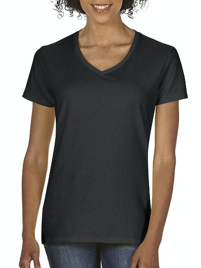 Gildan Women's Classic Short Sleeve V-Neck T-Shirt