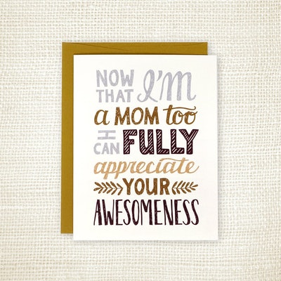 Your Awesomeness Card