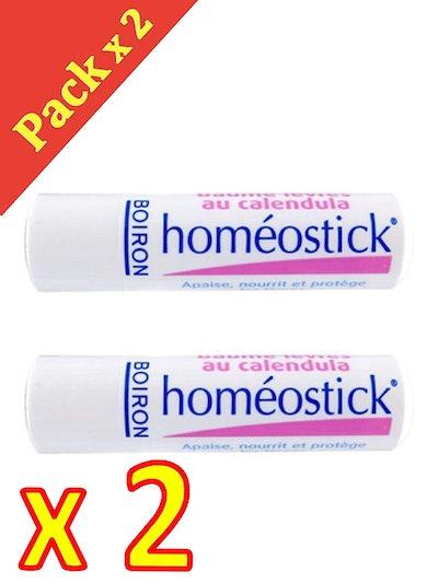 Boiron Homeostick Lip Balm (2 Pack)