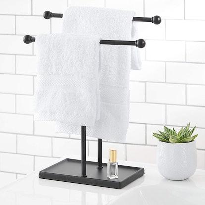 AmazonBasics Towel Stand