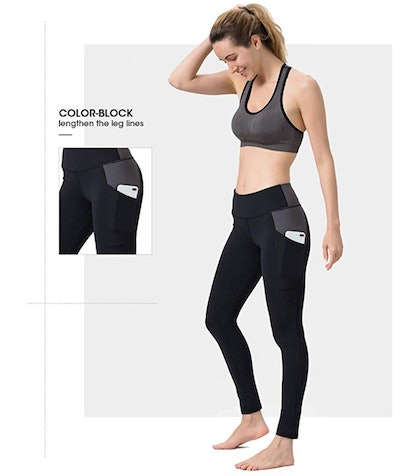ALONG FIT Yoga Pants (XS-XXL)