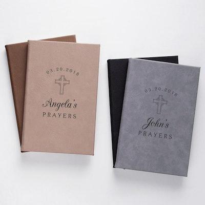 Personalized Children's Prayer Journal